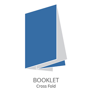 Cross Fold Booklet