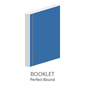 Specifications of Perfect Bound Booklet