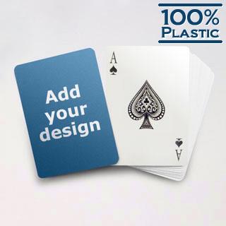 custom plastic playing cards
