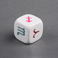 Engraved Dice